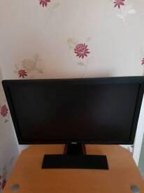 "Benq 24"" monitor"