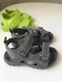Next sandals baby boy size 4