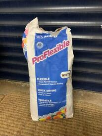 Mapei floor tile adhesive ( flexible fast dry)opened today
