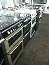 Different types of gas cookers