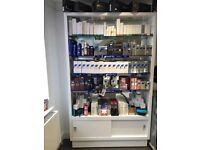 Product retail display unit