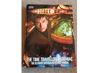 Doctor Who books x5