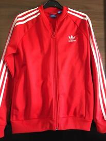 adidas Tracksuit top Aged 13-14 years