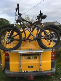 Fiamma VW T5 Bike rack