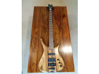 2003 Warwick Inifinity SN TCS, German Made, With Hiscox hardcase, Excellent condition