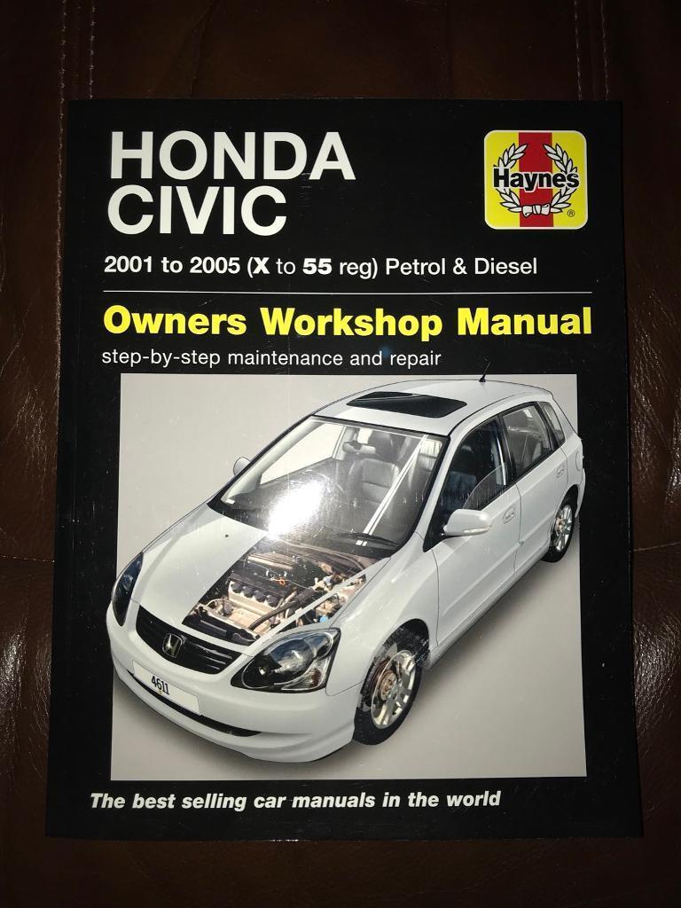 Honda Civic workshop manual