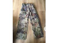 Sportchief real tree trousers