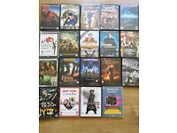 Dvds mixed lot, or invidually for sale