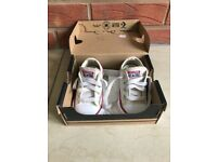 Converse trainers infant size 4