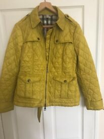 Burberry Brit Ladies Quilted Jacket