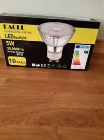 Eacll classic Led spotlight bulbs