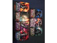 Skulduggery Pleasant (7 books)