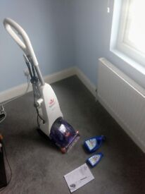 Bissell CleanView Quickwash Carpet Cleaner - unused