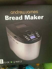 Andrew Jones Bread Maker
