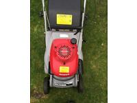 Honda Self propelled Lawnmower With polymer deck And rotostop