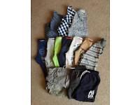 Excellent Bundle of Boys Clothes, Age 6-7 (14 Items)