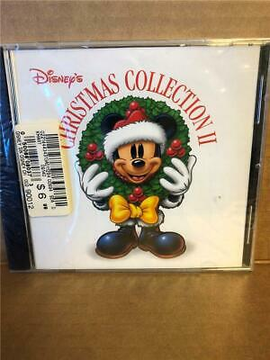 Disney's Christmas Collection II, Music CD