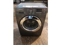 Samsung WF80F5E2W4X 8kg 1400 Spin Washing Machine in Graphite #3439