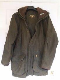Deerhunter Shooting/Fishing Waterproof Coat