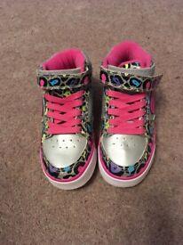 Girls Heelys - size 12