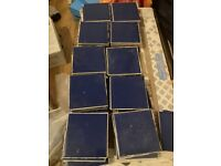 Fired Earth Adalucia Blue 10cm x 10cm 48 tiles