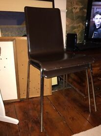 2 Habitat Chairs (were £70 each) & 2 pin boards FREE TODAY
