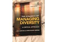 The dynamics of managing diversity - a critical approach by Kirton & Greene