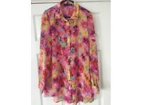 Ladies Primark shirt,size 12