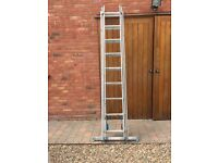 Sealey 3section combination ladders