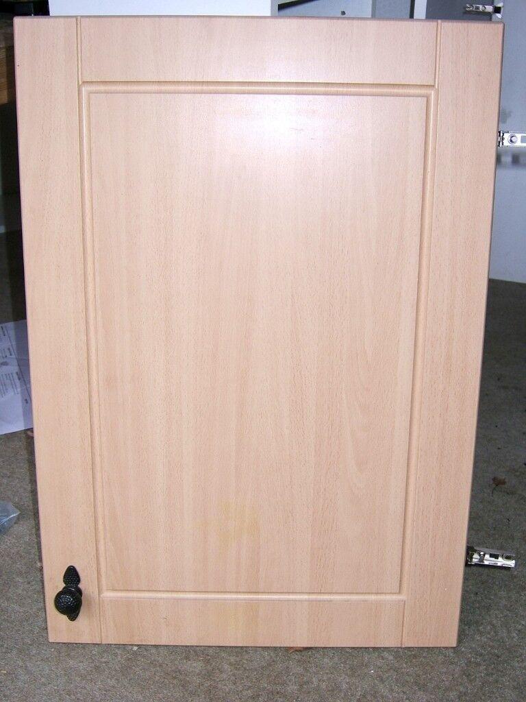 Bq Beech Kitchen Cabinet Doors In Norwich Norfolk Gumtree