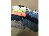Boys clothes - mainly next - more than photos