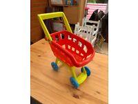Free children's trolley