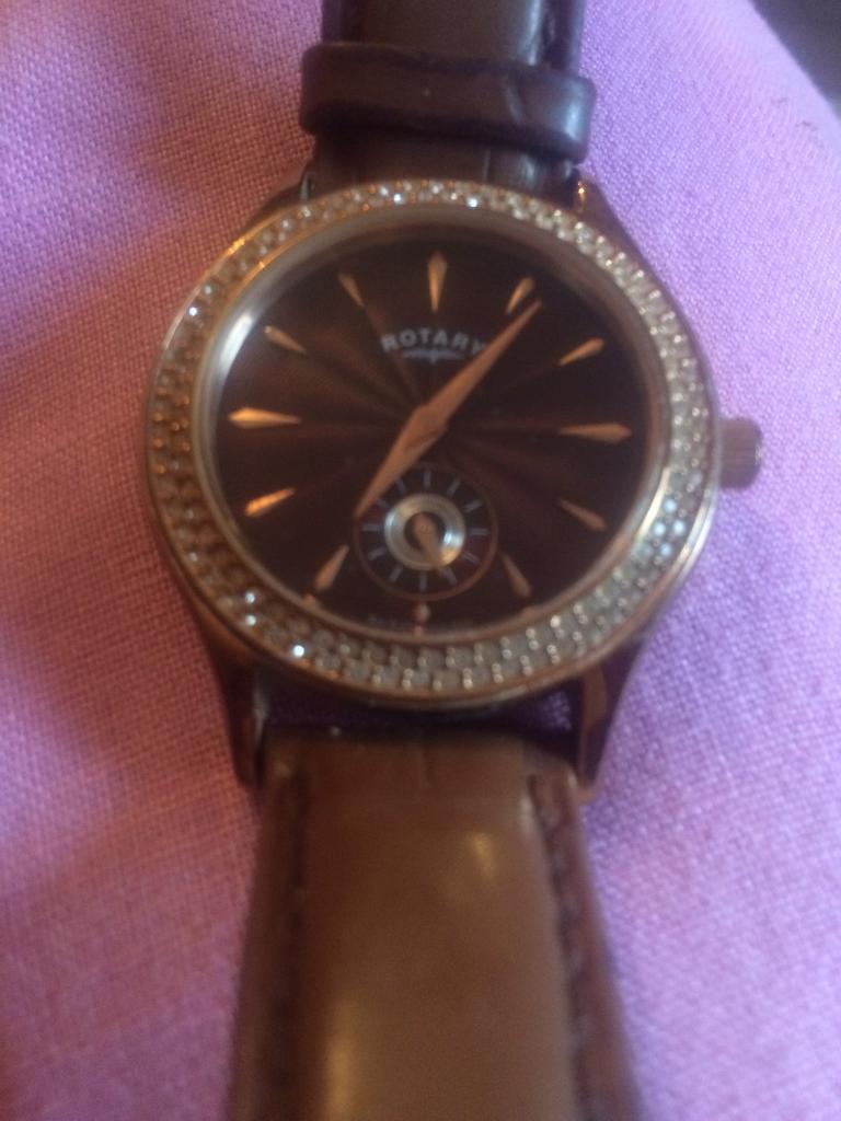 Ladies Rotary watch.