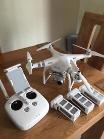 DJI PHANTOM 3 ADVANCE DRONE