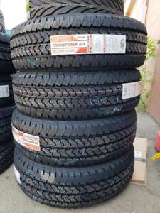 265/70R18 Firestone Transforce AT2 - FREE INSTALL - 10PLY