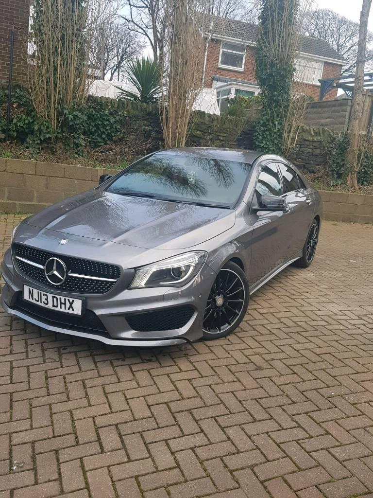 Mercedes cla 220 amg