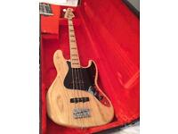 USA Fender Jazz Bass 75 re-issue