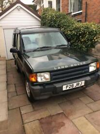 Land Rover discovery 62k miles!!!!