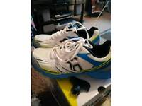 Cricket spikes shoes size 6
