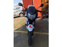 2014 Honda CBF 125 White **LOW Mileage 5,804 ONLY** Excellent Condition