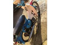 Honda c90 from the 80s