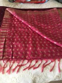 Lovely silk saree