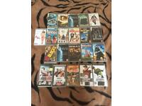 21x PSP games and films