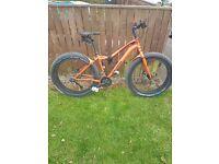 Khs 4 season fat bike