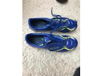 Adidas football boots size 5