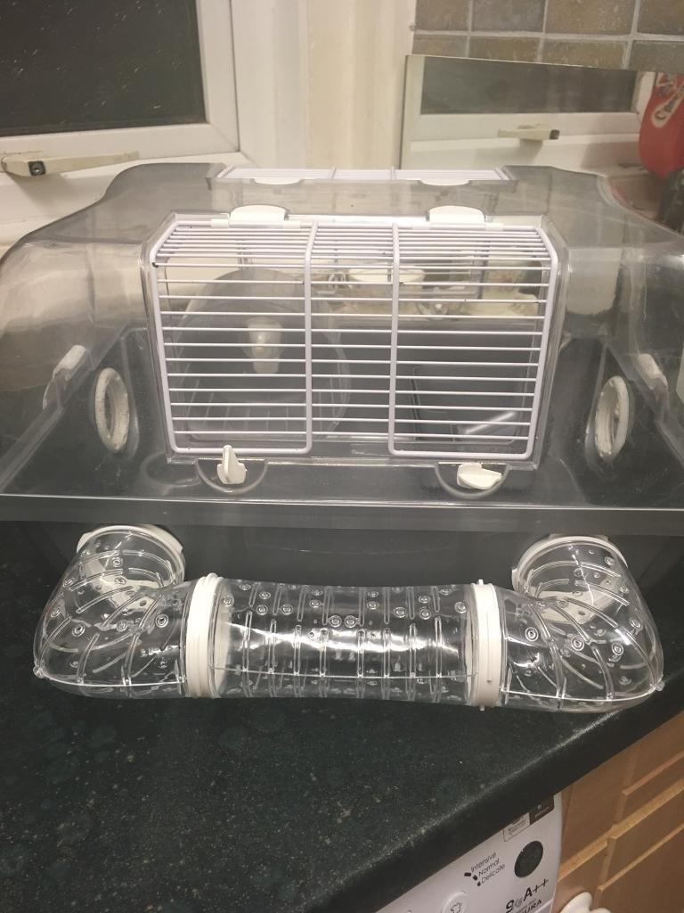 Great condition mouse/small hamster cage