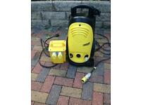 KARCHER HD 5/11C COMMERCIAL PRESSURE WASHER CAR JET TRUCK WASH 110V TRANSFORMER