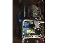 19 Inch Self propelled mower