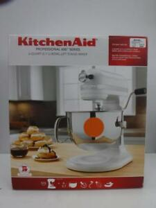 Kitchen Aid Bowl Lift-Stand Mixer (Orange) - We Buy and Sell Pre-Owned Goods - 116326 - JV74405