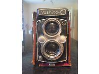 Yashica d copal mxv camera